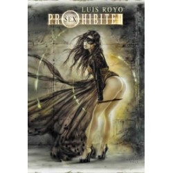 PROHIBITED SEX Luis Royo...