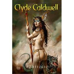 CLYDE CALDWELL Portfolio