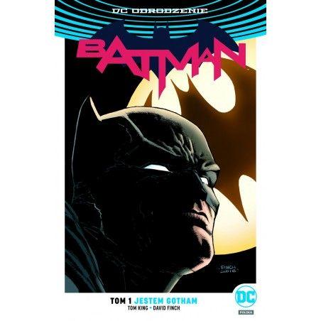 DC ODRODZENIE BATMAN tom 1 Jestem Gotham