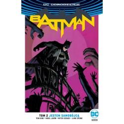 DC ODRODZENIE BATMAN tom 2...