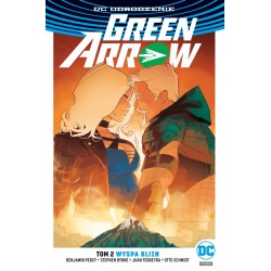 DC ODRODZENIE GREEN ARROW...