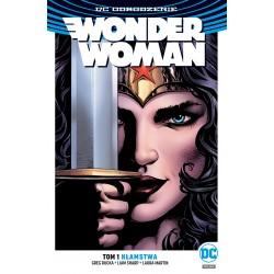 DC ODRODZENIE WONDER WOMAN...