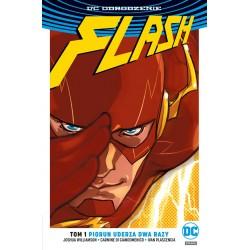 DC ODRODZENIE FLASH tom 1...
