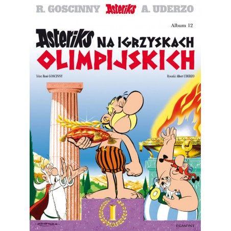 ASTERIKS tom 12 Asteriks na igrzyskach olimpijskich