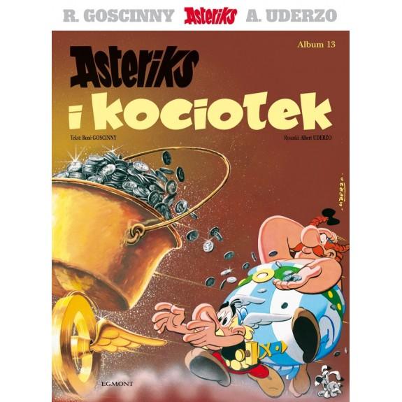 ASTERIKS tom 13 Asteriks i kociołek
