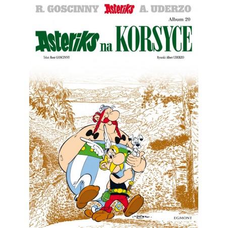 ASTERIKS tom 20 Asteriks na Korsyce