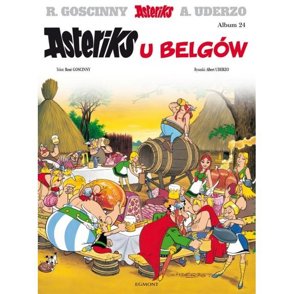 ASTERIKS tom 24 Asteriks u Belgów