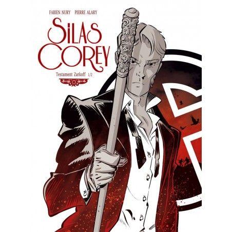 SILAS COREY tom 3 Testament Zarkoff 1/2