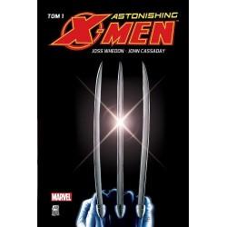 ASTONISHHING X-MEN tom 1
