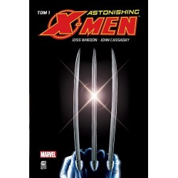 ASTONISHING X-MEN tom 1