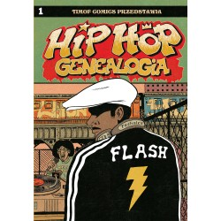 HIP HOP GENEALOGIA tom 1