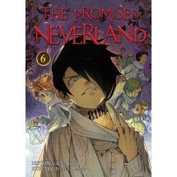 THE PROMISED NEVERLAND tom 6