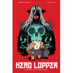 HEAD LOPPER tom 1 Wyspa...