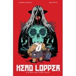 HEAD LOPPER tom 1 Wyspa...