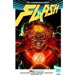 DC ODRODZENIE FLASH tom 4...