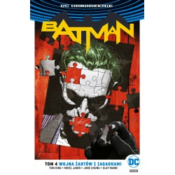 DC ODRODZENIE BATMAN tom 4...