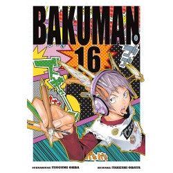 BAKUMAN tom 16
