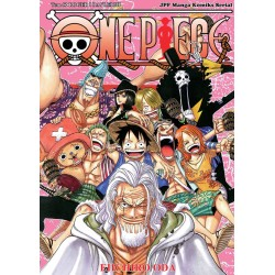 ONE PIECE tom 52
