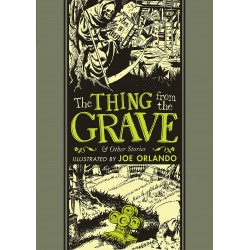 THE THING FROM THE GRAVE...