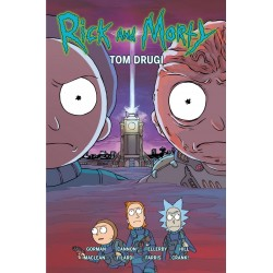 RICK I MORTY tom 2