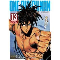 ONE-PUNCH MAN tom 13