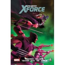 UNCANNY X-FORCE tom 3 Inny...