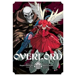 OVERLORD tom 4
