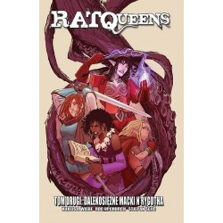 RAT QUEENS tom 2...