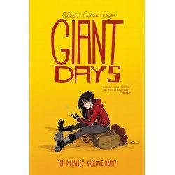 GIANT DAYS tom 1 Królowe dramy