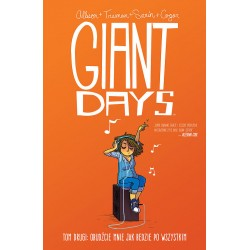 GIANT DAYS tom 2 Obudźcie...