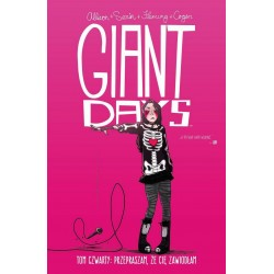 GIANT DAYS tom 4...