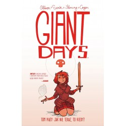 GIANT DAYS tom 5 Jak nie...