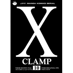 X CLAMP tom 10