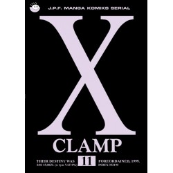 X CLAMP tom 11