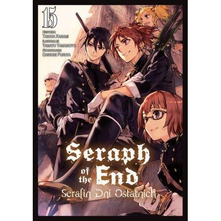 SERAPH OF THE END (Serafin dni ostatnich) tom 15