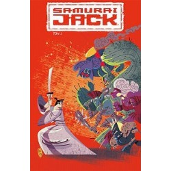 SAMURAJ JACK tom 1