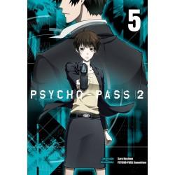 PSYCHO-PASS 2 tom 5