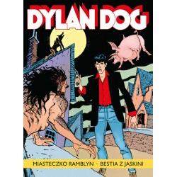 DYLAN DOG tom 15 Miasteczko...
