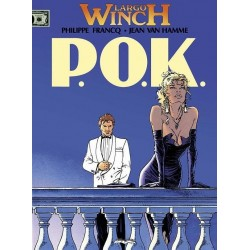 LARGO WINCH tom 3 P.O.K.