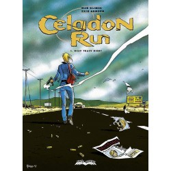 CELADON RUN tom 1 Oczy...
