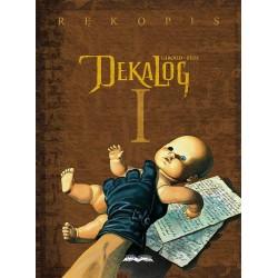 DEKALOG tom 1 Rękopis