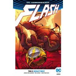 DC ODRODZENIE FLASH tom 5...