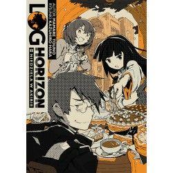 LOG HORIZON Light novel tom 5