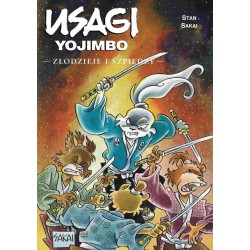 USAGI YOJIMBO tom 30...