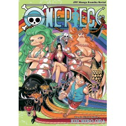 ONE PIECE tom 53