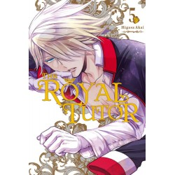 THE ROYAL TUTOR tom 5