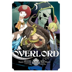 OVERLORD tom 5