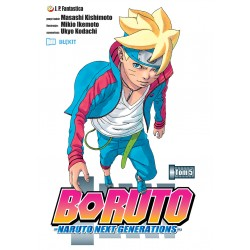 BORUTO tom 5
