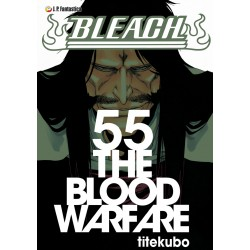 BLEACH tom 55