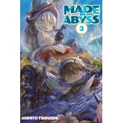 MADE IN ABYSS tom 3
